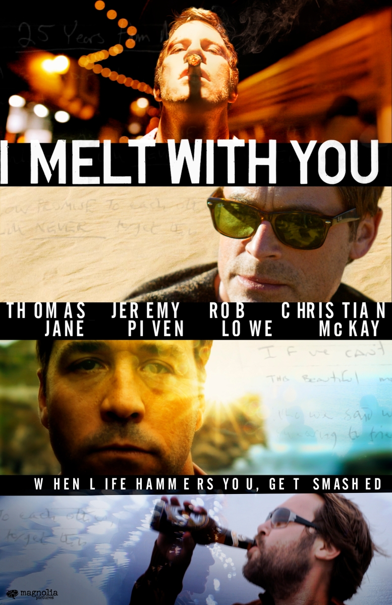 Crítica cine: I melt with you (2011)