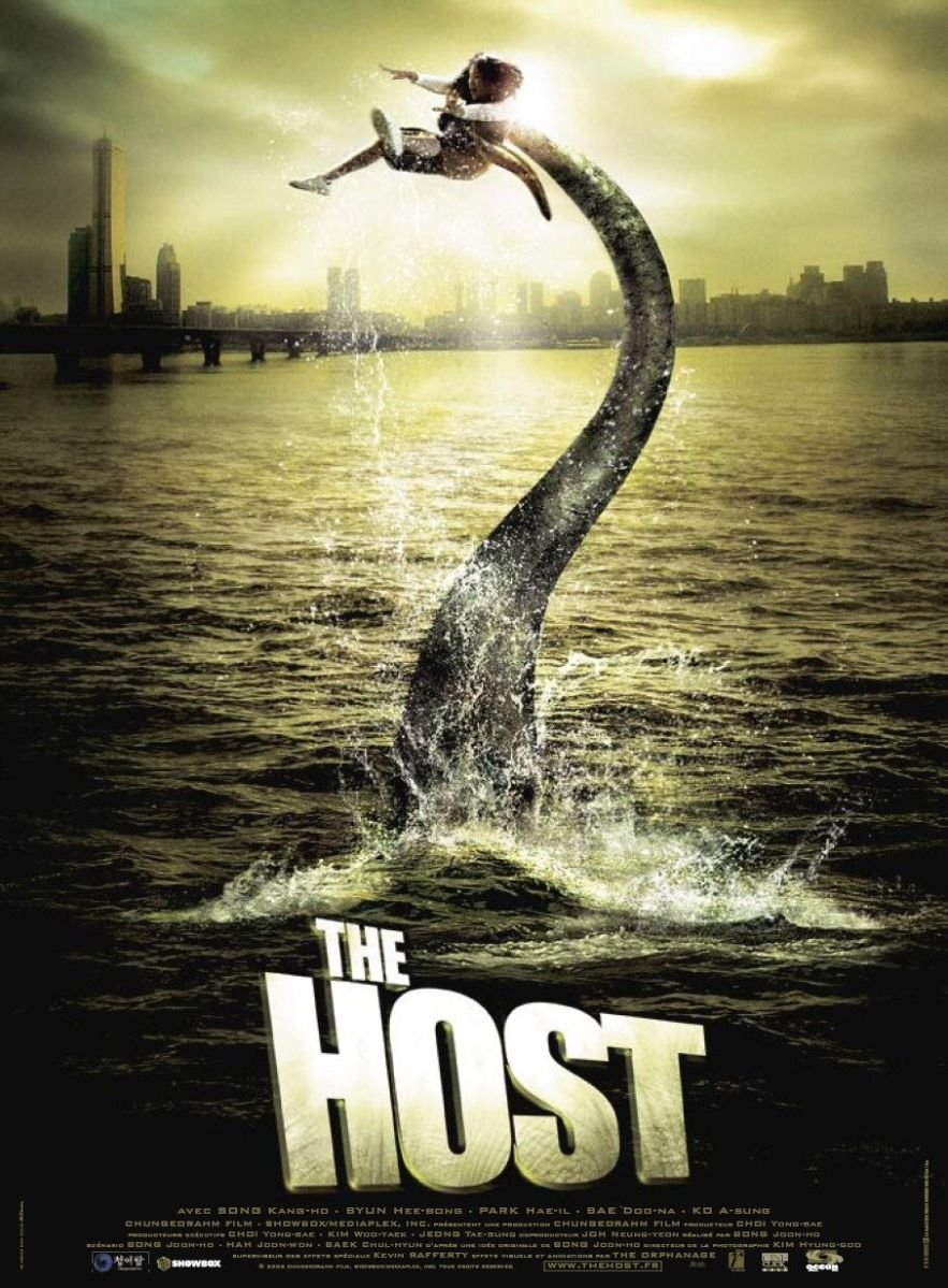 Crítica cine: The Host (2006)