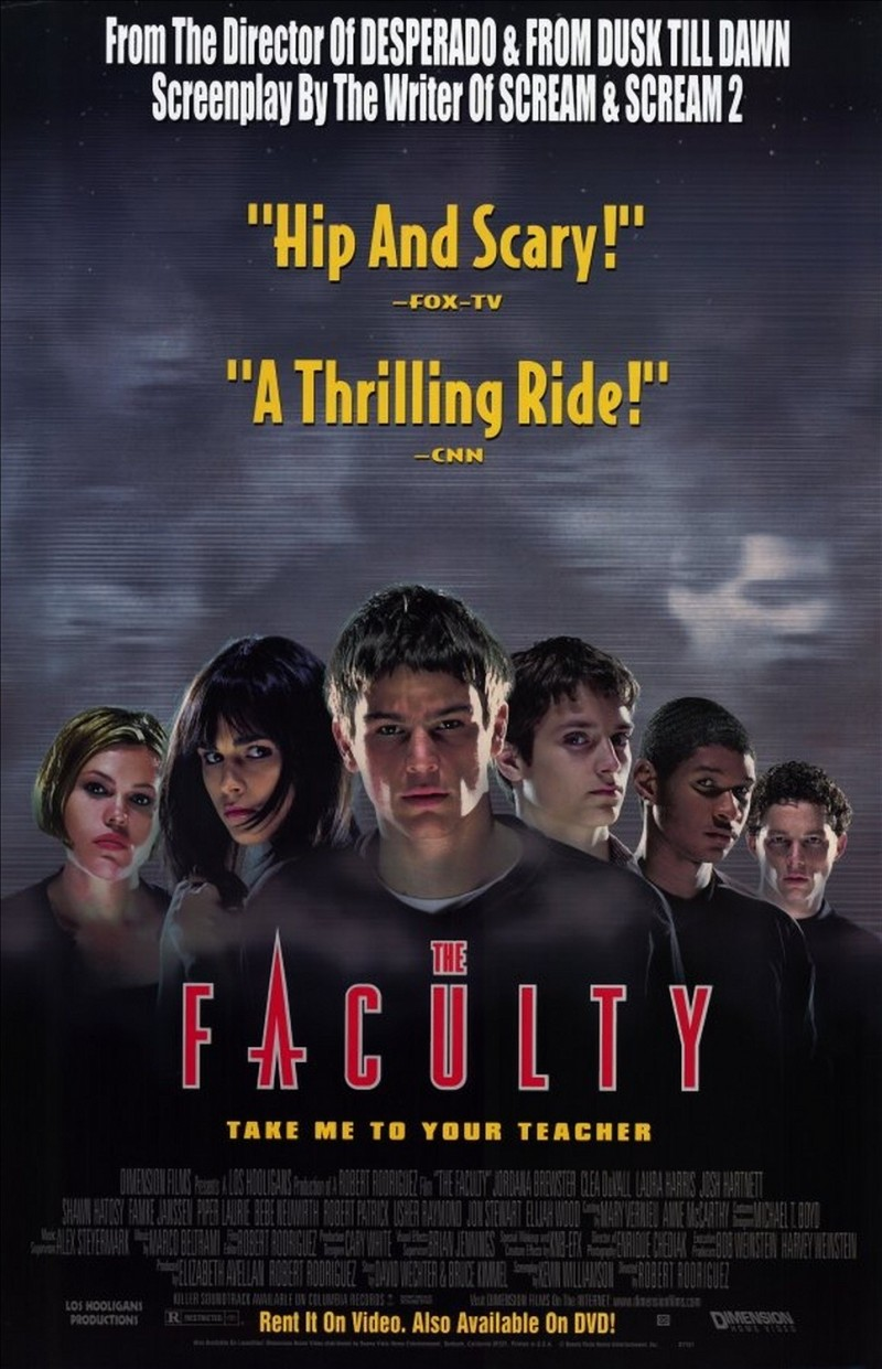 The Faculty (1998) Brrip 1080p Dual Latino-Ingles
