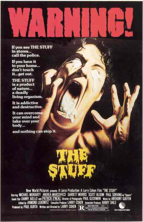 POSTER - THE STUFF (2)