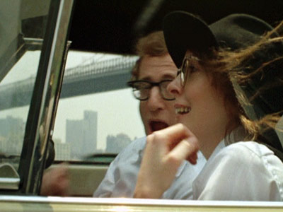 annie hall driving