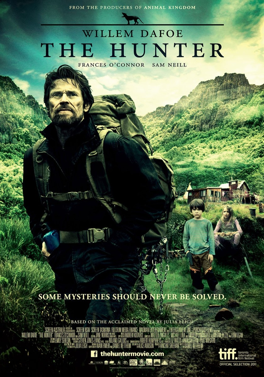 Crítica cine: The Hunter (2011)