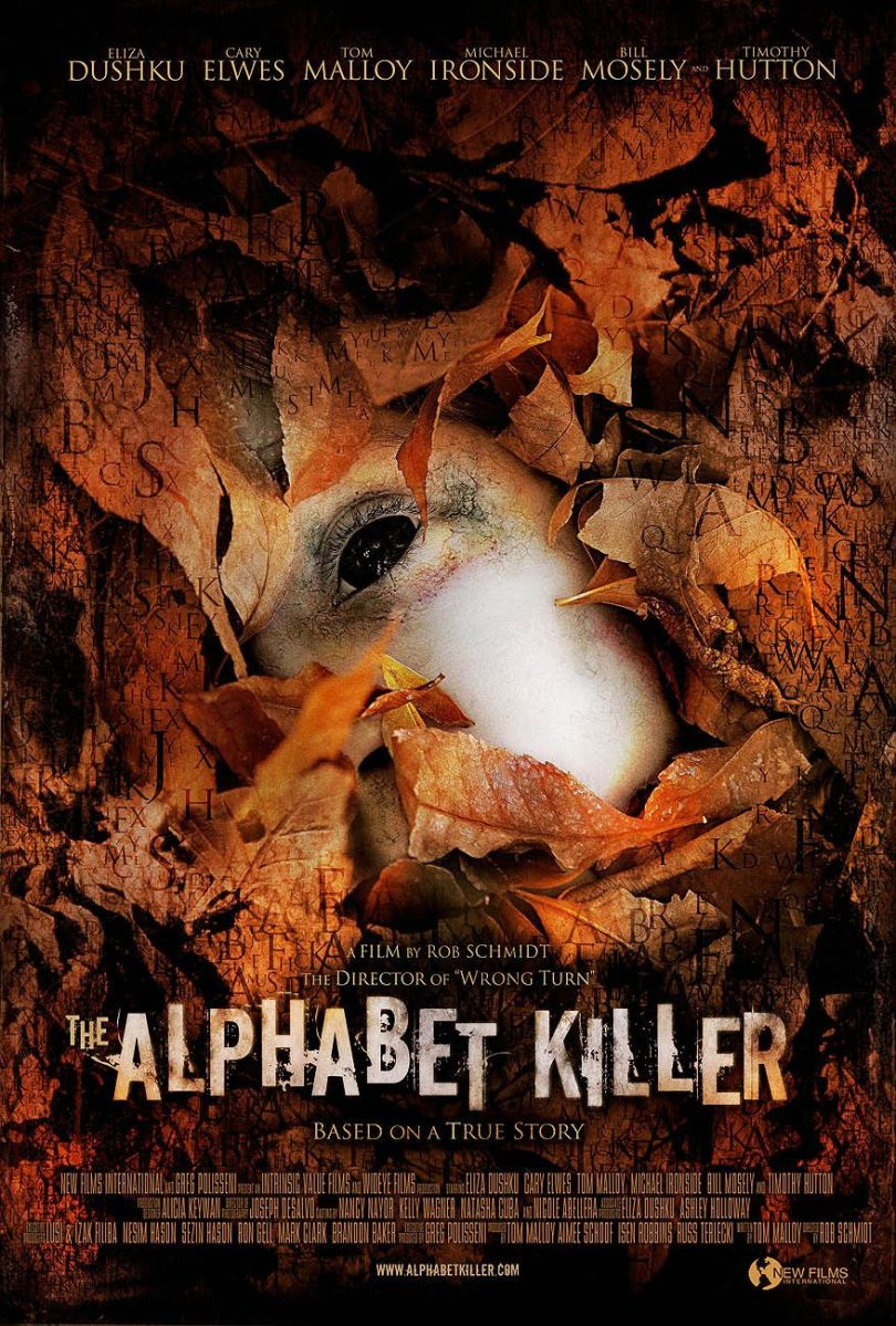 Crítica cine: The Alphabet Killer (2008)