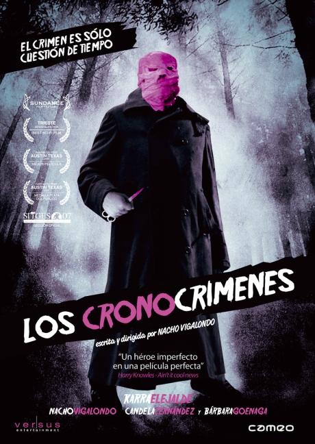 Los-cronocrimenes-poster