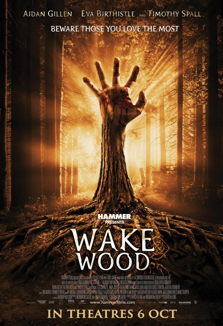 Wake Wood - A4Poster