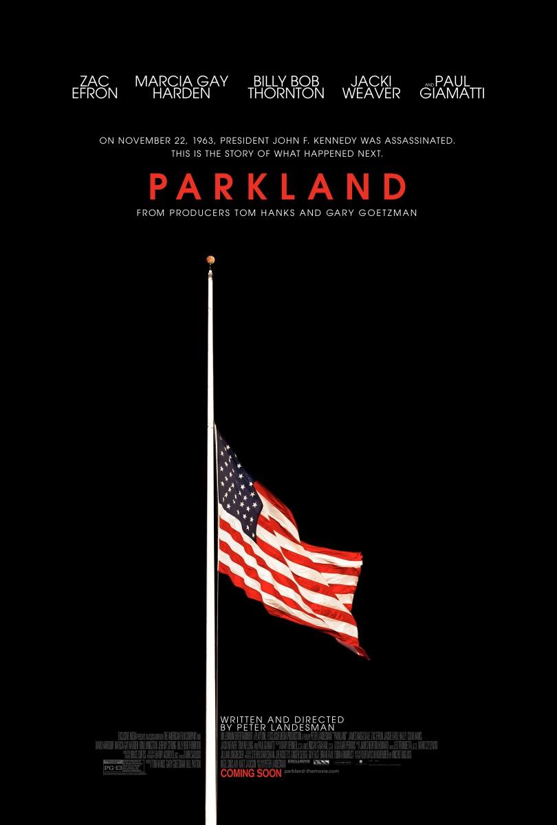Crítica cine: Parkland (2013)