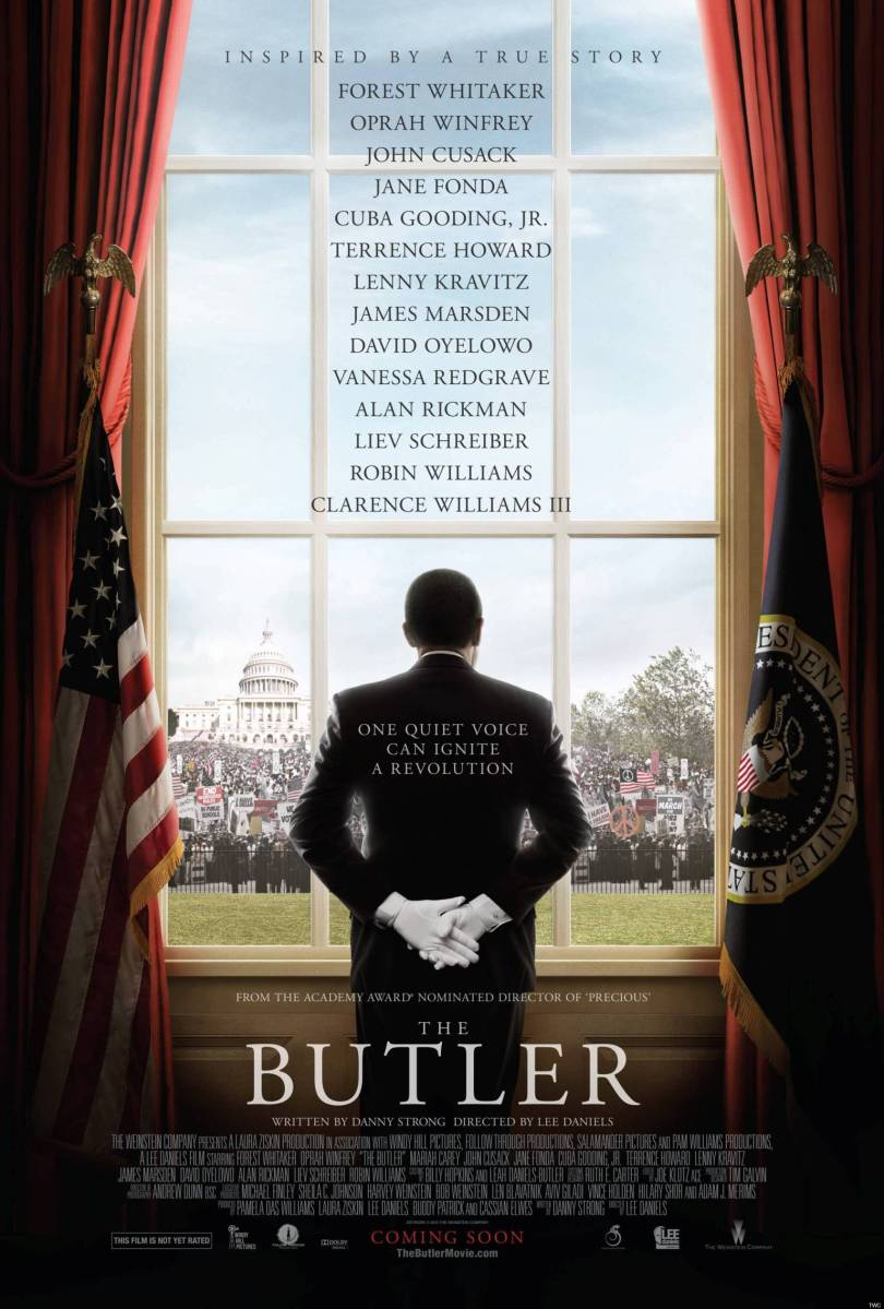 Crítica cine: The Butler (2013)