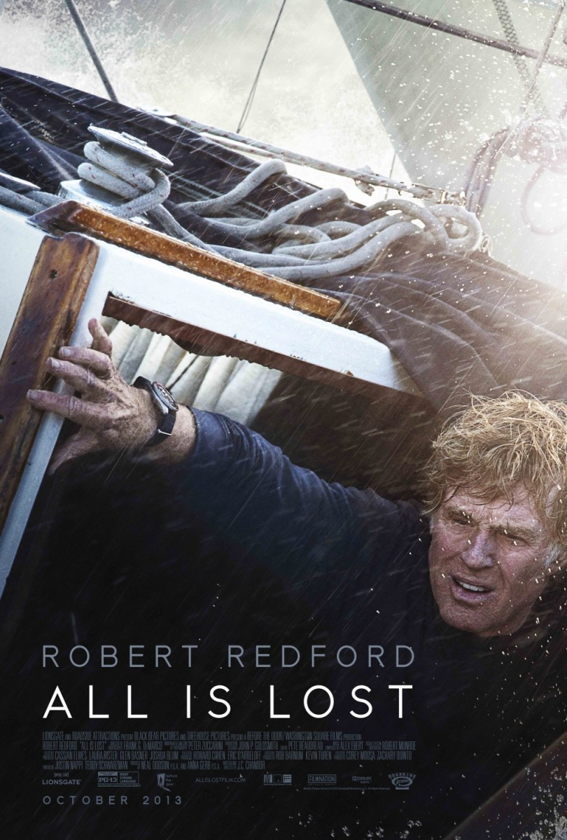 Crítica cine: All Is Lost (2013)