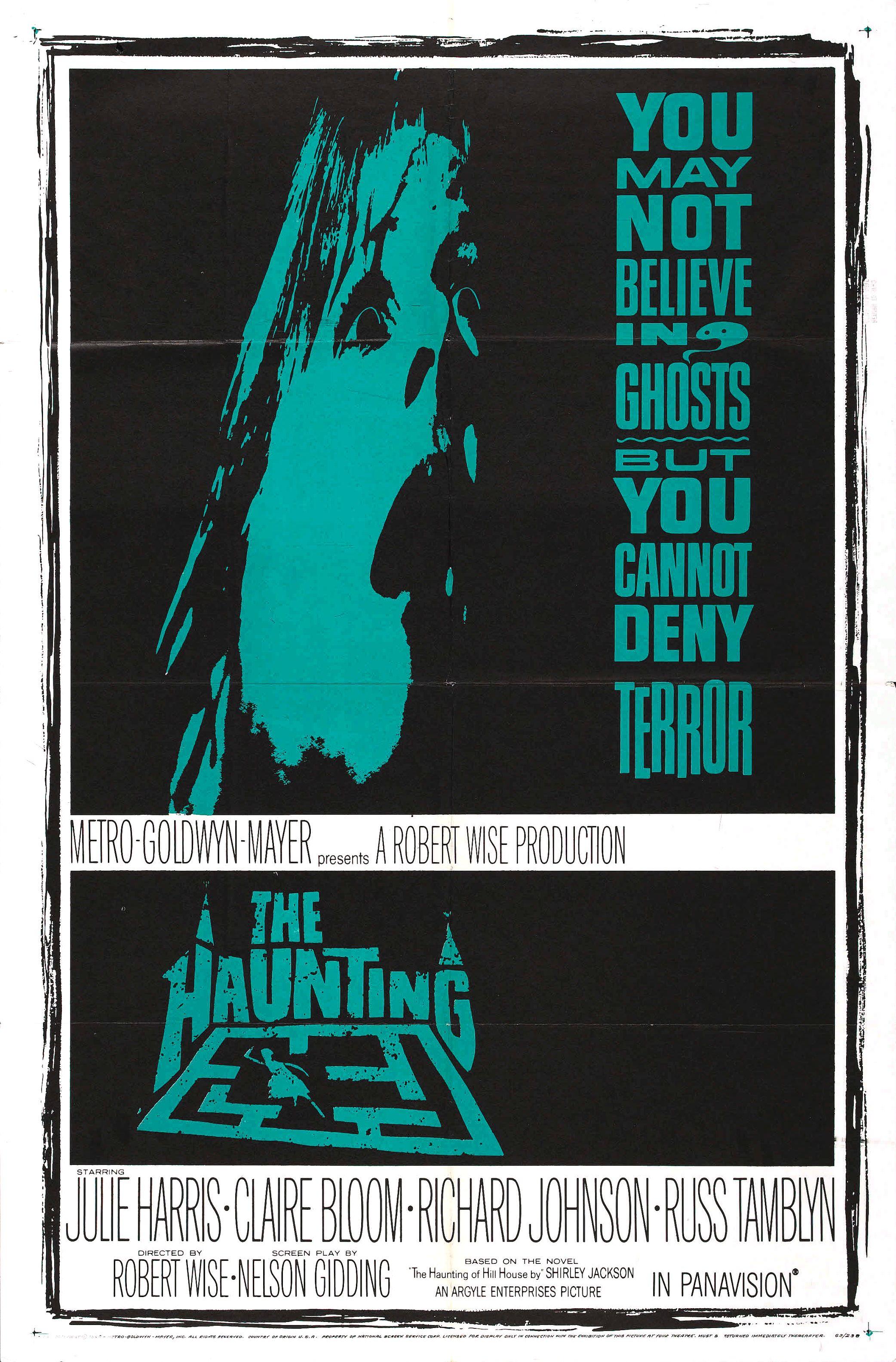 Resultado de imagen para the haunting 1963