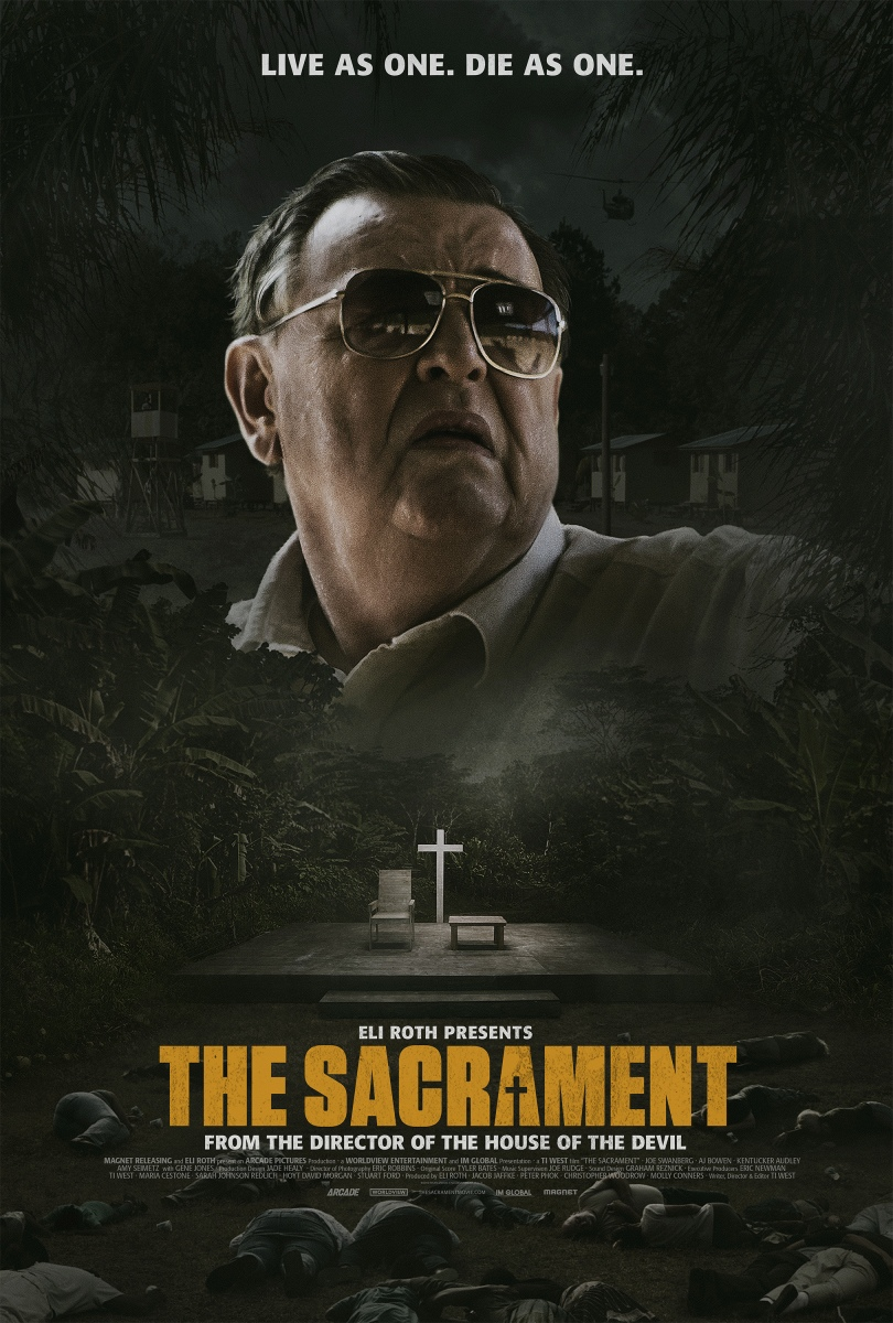 Crítica cine: The Sacrament (2013)