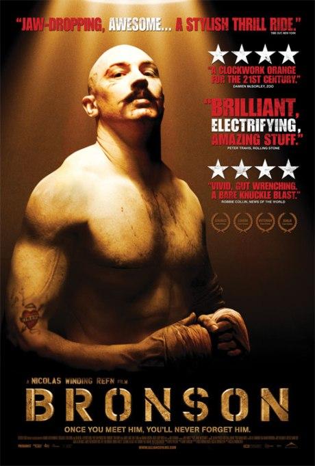 Bronson-poster