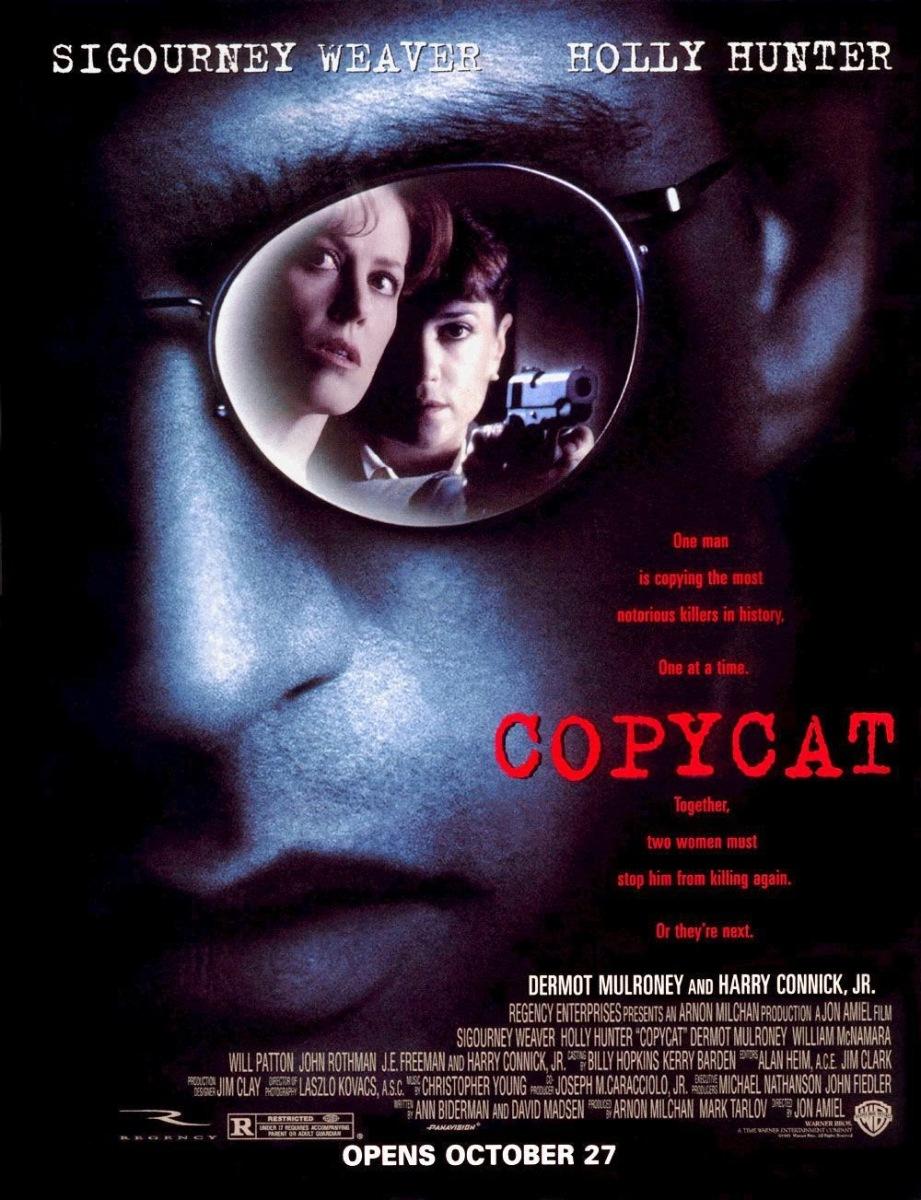 Crítica cine: Copycat (1995)