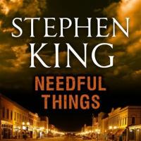 Crítica libros: Needful Things (1991)