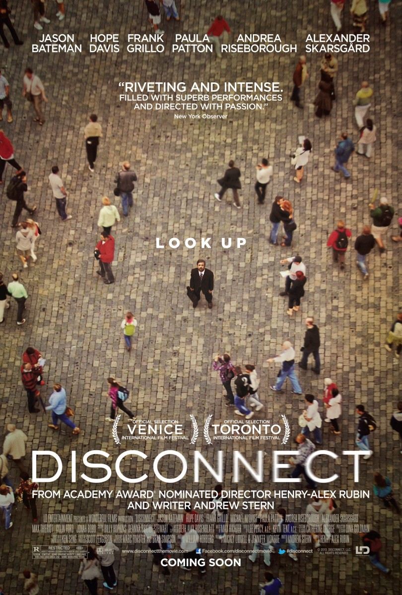 Crítica cine: Disconnect (2012)