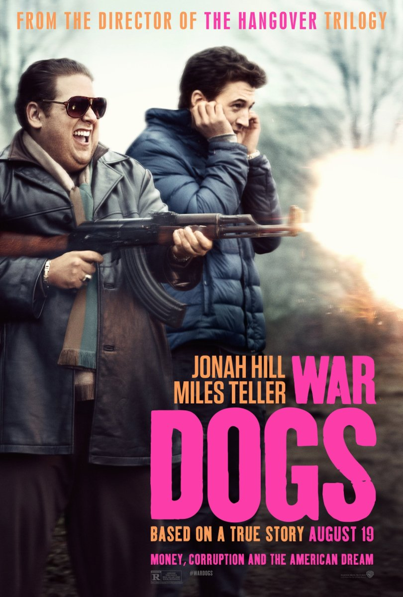 Crítica cine: War Dogs (2016)