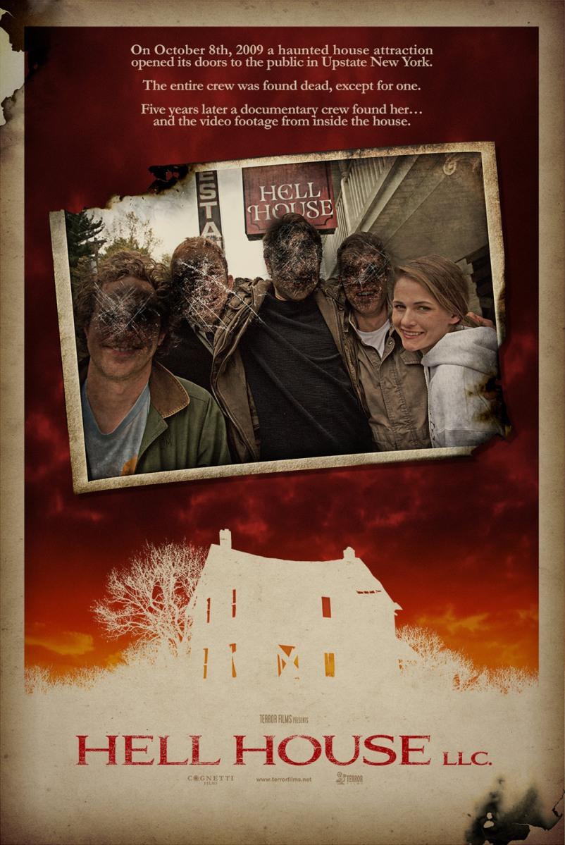 Crítica cine: Hell House LLC (2016)