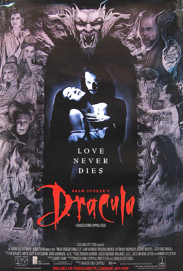 Crítica cine: Bram Stoker's Dracula (1992) – Cinelipsis