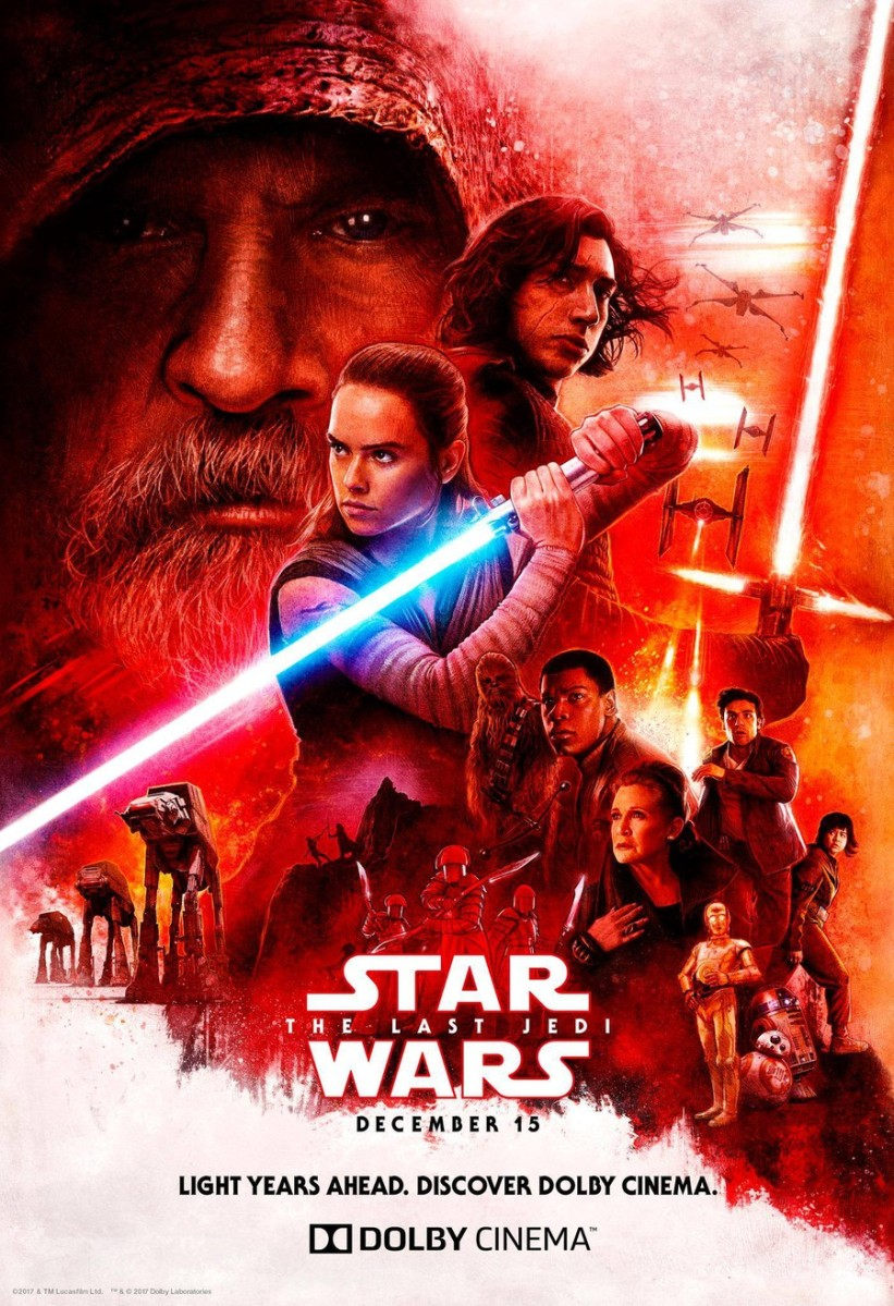 Crítica cine: Star Wars Episode VIII: The Last Jedi (2017)