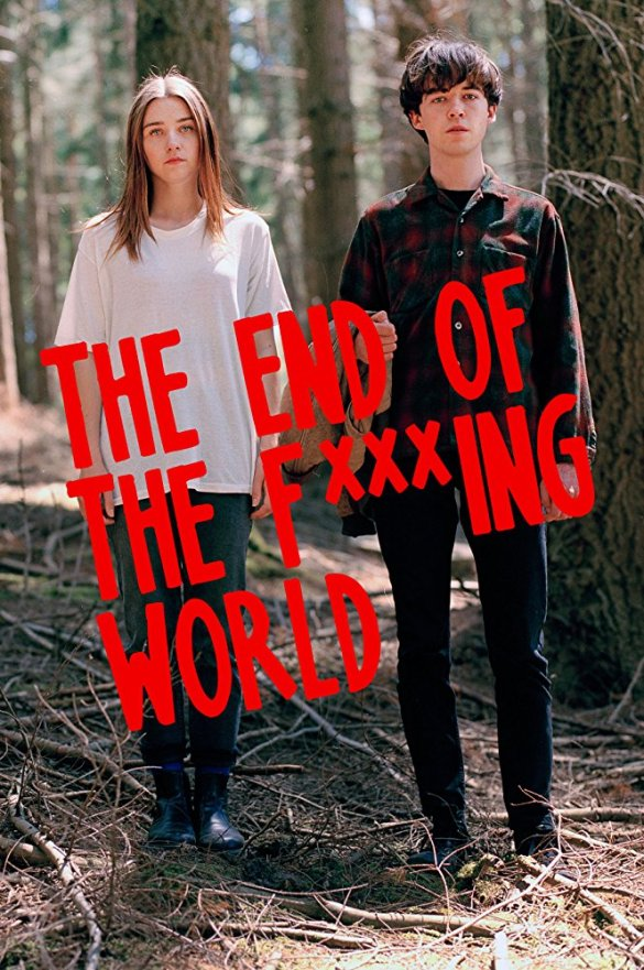 Resultado de imagen para the end of the f *** ing world
