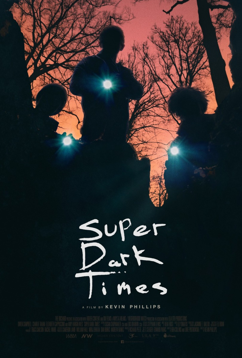 Crítica cine: Super Dark Times (2017)
