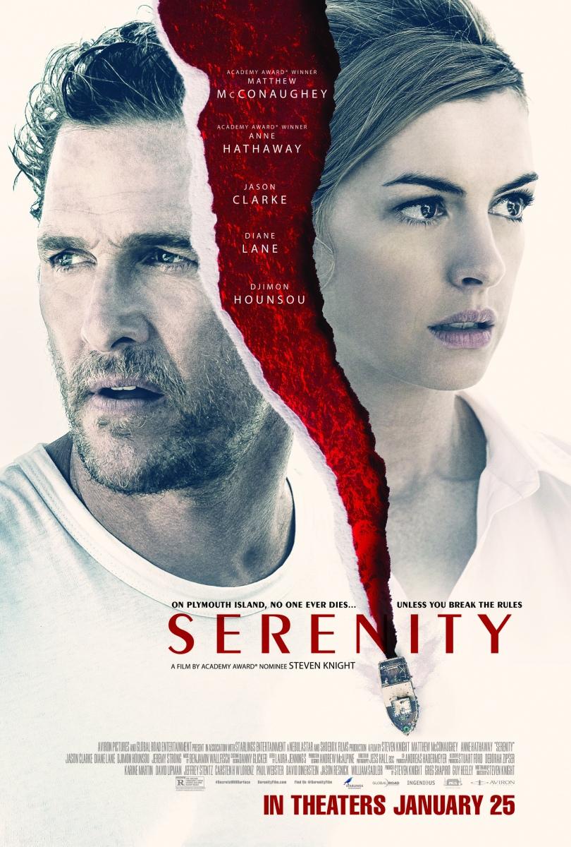 Crítica cine: Serenity (2019)